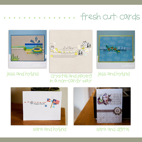Inspirationfreshcutcards